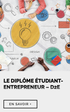Profil étudiant - CampusInnov - Entrepreneuriat